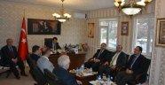 Mart Ayı Toplantısı Dikmen'de Yapıldı