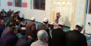 Mehmet Hakan Camii İbadete Açıldı