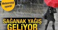 Meteorolojiden Sinop için yağış uyarısı !