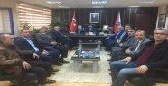 MHP'den Dağdeviren'e Hayırlı Olsun Ziyareti