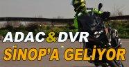 Motosiklet Sürücülerine ADAC ve DVR Eğitimi!
