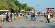 """""""Mutlu Şehir"""" bayramda nüfusunun 5 katı turist ağırladı"""