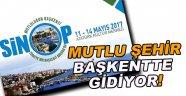 Mutlu Şehir Sinop Başkentte Görücüye Çıkıyor