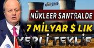 Nükleer Santralde 7 Milyar Dolarlık Yerli Teklif