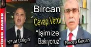 """Rektör Bircan Cevap Verdi; """"Biz İşimize Bakıyoruz"""" !!!"""