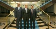 Rektör'den Kalkınma Bakanı Lütfi Elvan'a Ziyaret
