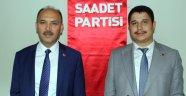 Saadet Partisi Sinop milletvekili adayları tanıtıldı