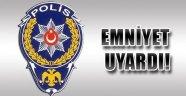 Sinop İl Emniyet Müdürlüğü O Gün İçin Uyarıda Bulundu!