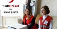 Sinop Kızılay'ından Örnek Proje