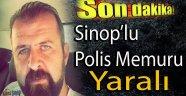 Sinop'lu Polis Memuru Mardin'de Mayın Patlaması sonucu yaralandı.