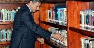 """""""Sinop Okuyor, 7'den 77'ye Kütüphanede Buluşuyor"""" projesi"""
