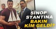Sinop Stantına Yıldız Düştü