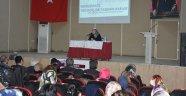 Sinop'ta Adalet ve Hakkaniyet Bağlamında Kadın Konferansı Düzenlendi