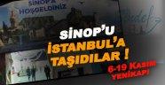 Sinop Tanıtım Günleri Başlıyor