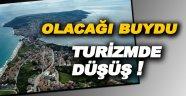 Sinop Turizminde düşüş var!