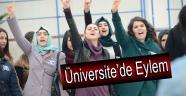 Sinop Üniversitesi'nde Ülkücülerden 'Çakıroğlu' Tepkisi