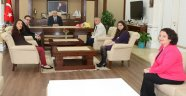 Sinop Valisi İpek'e ziyaretler
