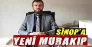 Sinop'a Yeni Murakıp