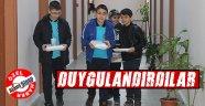 Sinoplu Çocuklardan Duygulandıran Proje