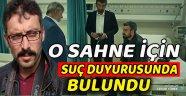 Sinoplu Gazeteciden O Sahne İçin Suç Duyurusu