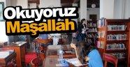 Sinop'ta 83 bin 276 kişi kütüphanelerden yararlandı