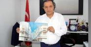 Sinop'ta cadde yenileme çalışmaları