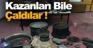 Sinop'ta Hırsızlık Operasyonu
