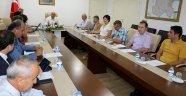 Sinop'ta İl İstihdam Kurulu toplantısı