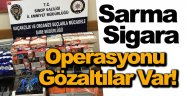 Sinop'ta kaçakçılık operasyonu