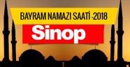 Sinop'ta Kurban Bayramı Namazı Kaçta ?