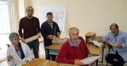 Sinop'ta model gemi yapım kursu açıldı