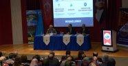 """Sinop'ta """"Rektörler Konuşuyor"""" etkinliği"""