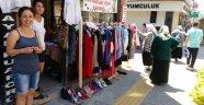 Sinop'ta sokak hayvanları yararına kermes