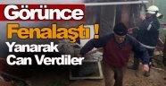 Sinop'ta üzücü olay