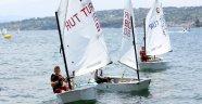 Sinop'ta yelken yarışları yapıldı