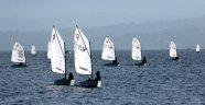 Sinop'ta yelken yarışları