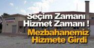 Sinop'ta yeni mezbahane faaliyetlerine başladı