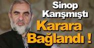Sinop'taki Nurettin Yıldız olayları davasında karar