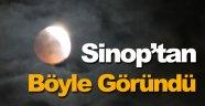 Sinop'tan Böyle Göründü