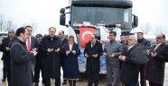 Sinop'tan Suriye'ye Yardım Eli