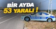 Sinop'un 2017 Aralık Ayı Trafik Bilançosu Açıklandı !