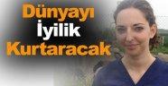 Sokak hayvanları için Fransa'dan Sinop'a geldi