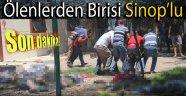 Suruç'ta Ölenlerden Birisi Sinop'lu !!!