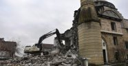 Tarihi cami yıkılıp yeniden inşa edilecek