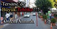 Tersane'de Büyük Tehlike, Önlem Alınmalı !!!