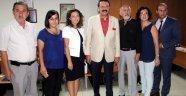 TOBB Başkanı Hisarcıklıoğlu Sinop TSO'yu ziyaret etti