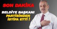 Türkeli Belediye Başkanı Özcan MHP'den istifa etti