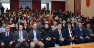 """Üniversite Öğrencilerinden """"Zeytin Dalı Harekatı"""" konferansı"""