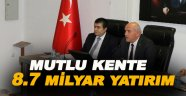 Vali Hasan İpek; 2018'de Sinop'a 8.7 Milyar Yatırım yapılacak