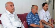 Vali İpek'ten şehit ailesine ziyaret
